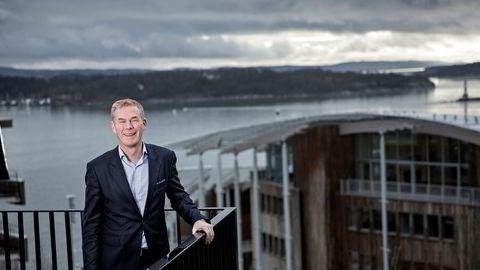 Handelsbanken Norge-sjef Dag Tjernsmo mener store, nordiske banker er åpne som vanlig under koronakrisen.