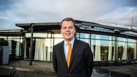 administrerende direktør Robert Hvide Macleod i Frontline har tillit til at OSM Maritime er det rette selskapet til å ta over Seateam Management.