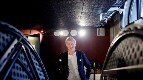 TV 2-sjef Olav T. Sandnes har bedt om at store deler av en søknad om tv-avtale med staten unntas offentligheten.