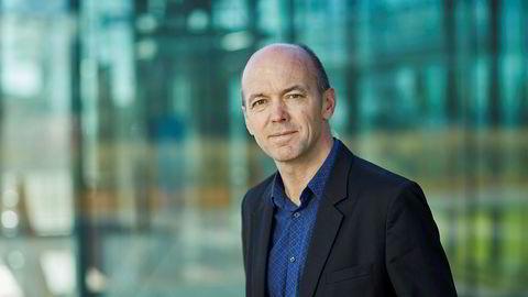 Forsker Kyrre Lekve har undersøkt de norske innovasjonskontorene og mener det er påtagelig lite som har kommet ut av den offentlige ordningen.Foto: Bård Gudim/Simula