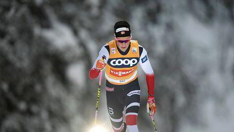 Johannes Høsflot Klæbo forbløffet eksperter da han vant 15 kilometer klassisk i Kussamo i november, dagen etter å ha vunnet sprinten i verdenscupåpningen. Siden har han vunnet alle renn han har deltatt i internasjonalt denne vinteren.