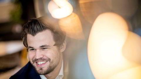 Verdensmester i sjakk Magnus Carlsen tok ut hele 20 millioner i utbytte i fjor.