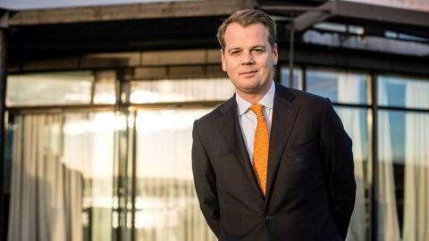 Administrerende direktør Robert Hvide Macleod i Frontline trekker seg som øverste sjef.