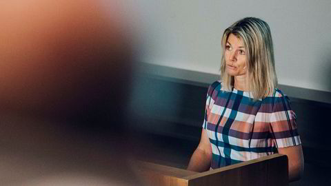 Ingrid Sølvberg, toppsjef i Oljedirektoratet, betegnet fjoråret som et godt år for norsk oljeindustri.
