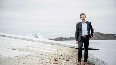 Daglig leder Kjetil Bøhn i Quantafuel er fornøyd med å få Ferd inn som eier i selskapet.
