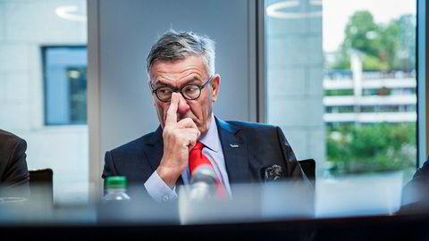 Stein Erik Hagen er største eier i Komplett Bank gjennom Canica Invest.
