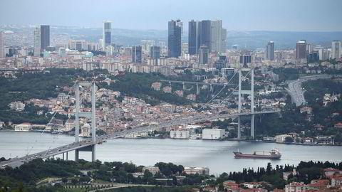 Er en eventuell valuta- og gjeldskrise i Tyrkia et tegn på dyptgående sårbarheter i verdens gjeldsmarkeder,