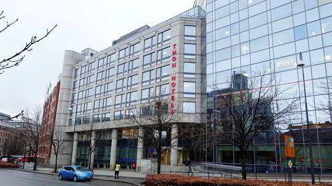 Thon Hotel Vika Atrium i Oslo.