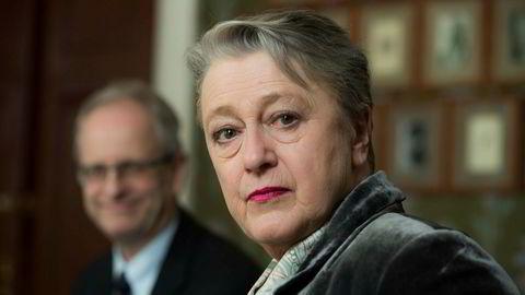 Nobelkomiteens leder Berit Reiss-Andersen er overrasket over Kinas kritikk.