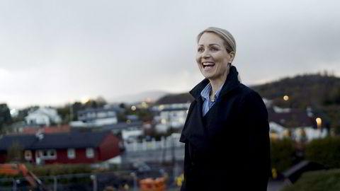 Linn Katrine Høie, toppsjef i Petrolia Noco.