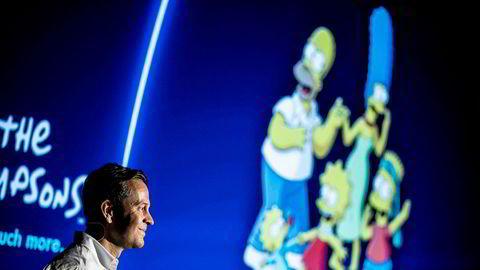 Hans van Rijn er nordisk sjef i Disney Plus, der «The Simpsons» er en av seriene som skal lokke seerne til strømmetjenesten.