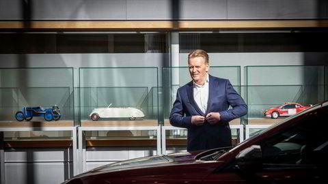 Bjørn Maarud slutter som konsernsjef i Bertel O. Steen senere i vår. Nå har han lagt frem sitt dårligste resultat siden har startet i 2013.
