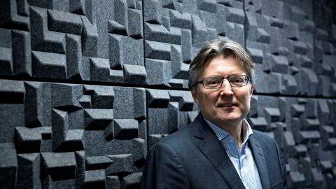 Petter Tusvik, porteføljeforvalter i Alfred Berg Kapitalforvaltning mener Axactor har en gunstig priset aksje.