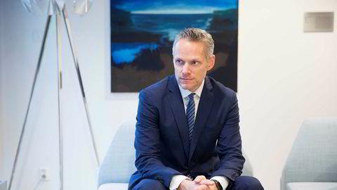 Sjefstrateg i Danske Bank, Christian Lie tror på videre positiv veksttakt i økonomien fremover, men ser heller ingen fest.