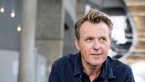 Fredrik Skavlan, her under TV 2s høstlansering 2019.