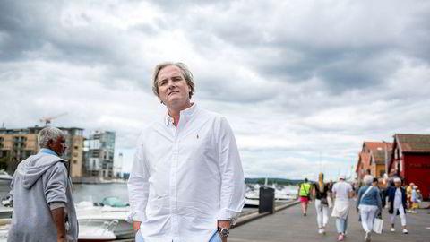 Administrerende direktør Pål Mørch i Maribel mener redningsaksjonen av Maribel ble vanskeliggjort av koronaviruset og av samarbeidspartneren Vastint.