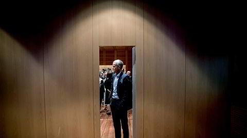 Tidligere Statoil-sjef Helge Lund har vært helt taus om milliardtapene i USA.