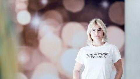 Det var i et intervju med DN at Ferd-arvingen fortalte at hun skulle begynne å jobbe i Innovasjon Norge.