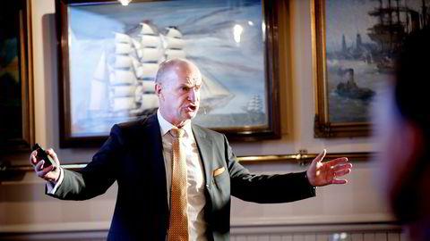 Administrerende direktør Sverre Bjerkeli i Protector Forsikring tok tidligere i år selvkritikk for å ha gjort en for dårlig jobb de siste årene. Onsdag kom selskapet hans med resultatvarsel for første kvartal.