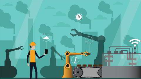 Kunstig intelligens og «smart industry» inntar industrien. Historien viser at de fleste forsøkene på digital transformasjon er mislykket, skriver artikkelforfatteren.