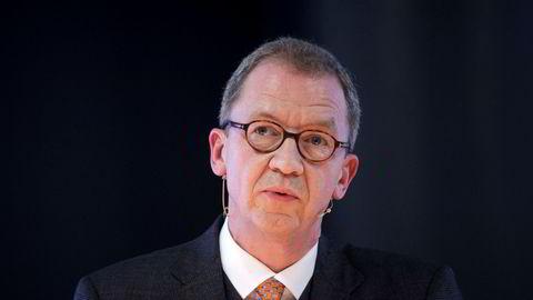 Idar Kreutzer er tidligere toppsjef i Storebrand og leder i dag Finans Norge. Foto: Javad Parsa