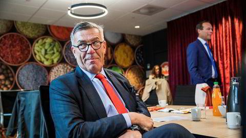 Stein Erik Hagen har hatt et langvarig samarbeid med Munch-museet.