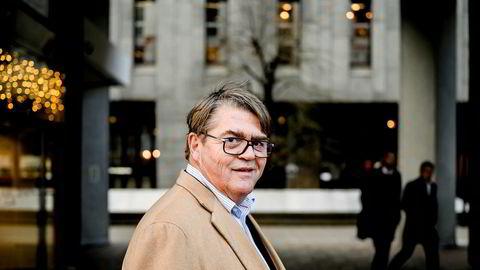 – Vi har lagt oss flate, sier investor og porteføljeforvalter Jan Petter Sissener.