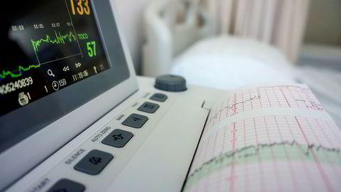 Helsedata lagres fortsatt analogt på papir. Hadde EKG-dataene vært digitale, kunne man brukt dem som underlag for digitale analyser.
