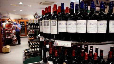 I dag er det ikke tillatt å selge vin i vanlige dagligvarebutikker i Norge.