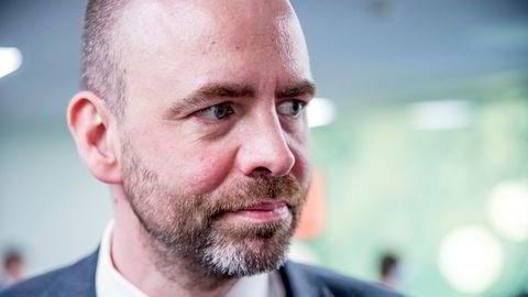 Stortingsrepresentant Arild Grande fra Sør-Trøndelag hadde ansvaret for å innstille en ny lederkandidat av Trøndelag Arbeiderparti.