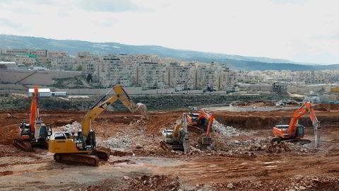 Den israelske bosettingen Beitar Illit på Vestbredden er en av de største bosettingene på okkupert område med mer enn 56.000 innbyggere.
