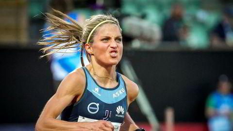 Therese Johaug deltok i år på Impossible Games, som ble arrangert i stedet for Bislett Games. Der løp hun inn til årsbeste på 10.000-meter.
