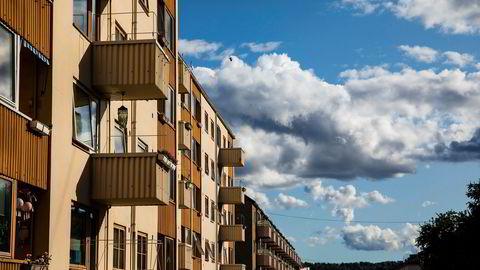 Lav rente gir sterk omsetningsvekst i boligmarkedet.
