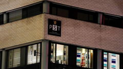 PST (Politiets sikkerhetstjeneste) følger med på situasjonen mellom USA og Iran.