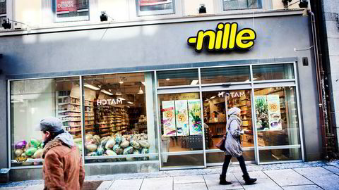 Nille gir opp i Sverige (illustrasjonsbilde).