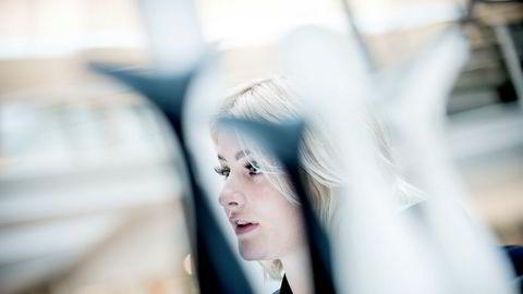Det ble bråk da det ble kjent at Norges rikeste kvinne, Ferd-arvingen Katharina G. Andresen (23), var ansatt i en seksmåneders deltidsstilling i HR-avdelingen i Innovasjon Norge.
