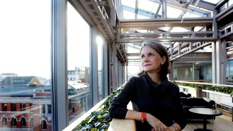 Politisk redaktør Hanne Skartveit i VG er kritisk til konsernets ledelse.
