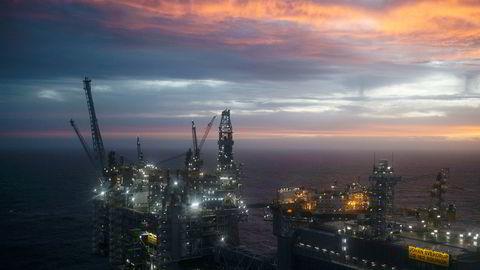 Gigantfeltet Johan Sverdrup har stått for store deler av den kraftige investeringsveksten i oljevirksomheten i 2019.