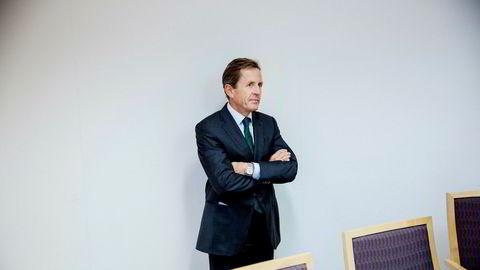 Arne Blystad har solgt en stor andel av aksjene sine i Maritime & Merchant Bank for over 30 millioner kroner.