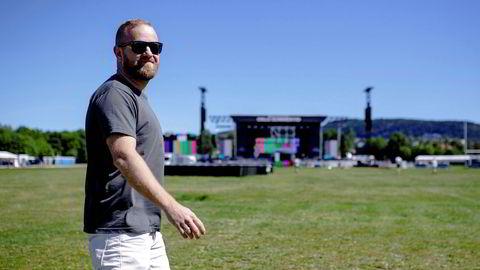 Esben Selvig, også kjent som «Dansken», mener brukersentrert utbetaling ville vært et stort fremskritt for musikkbransjen. Lørdag varmet han og resten av Klovner i kamp opp for Eminem på Voldsløkka foran 55.000 tilskuere.