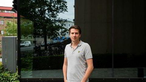 Hans Kristian Furuseth tok over som administrerende direktør i Farmasiet i fjor høst etter å ha vært landssjef for Zalando i Norden og Storbritannia.