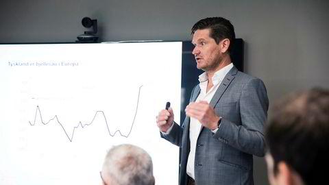 Kjetil Olsen, sjeføkonom i Nordea Markets, mener rentekuttet fra Norges Bank vil motvirke store deler av de negative effektene fra koronakrisen.