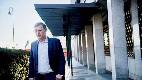 Usikker på Nel: Peter Hermanrud, sjefsstrateg i Sparebank 1 Markets.