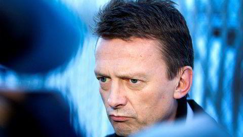 Frode Bergs norske advokat, Brynjulf Risnes.