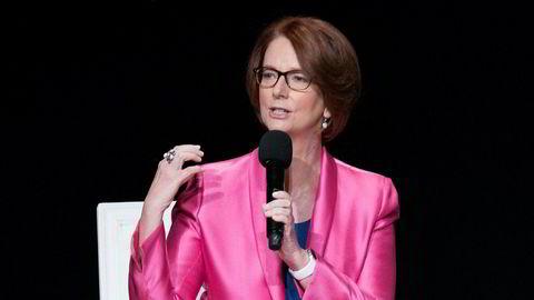 «She's a bit of a bitch» var en galgenhumoristisk arbeidstittel på boken. – Det er fort gjort at kvinner med makt og autoritet får den merkelappen. Men boken dekker så mye mer, så vi har heller gitt den tittelen til et kapittel, sier Julia Gillard. Den tidligere australske statsministeren håper boken vil føre til samtaler om diskriminering.