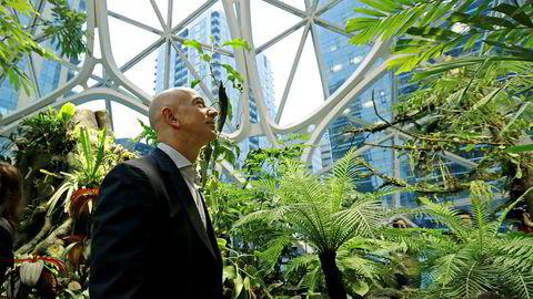 Amazon-topp Jeff Bezos har allerede gratulert Joe Biden med seieren i årets presidentvalg.