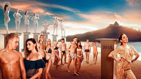«Paradise Hotel» har fått kultstatus blant mange unge seere. Slik presenterer TV3 2018-utgaven av realityprogrammet.