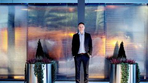 Kai-Morten Terning (bildet) i Bank Norwegian slår tilbake mot et nytt innlegg fra forvalter Sigmund Håland.