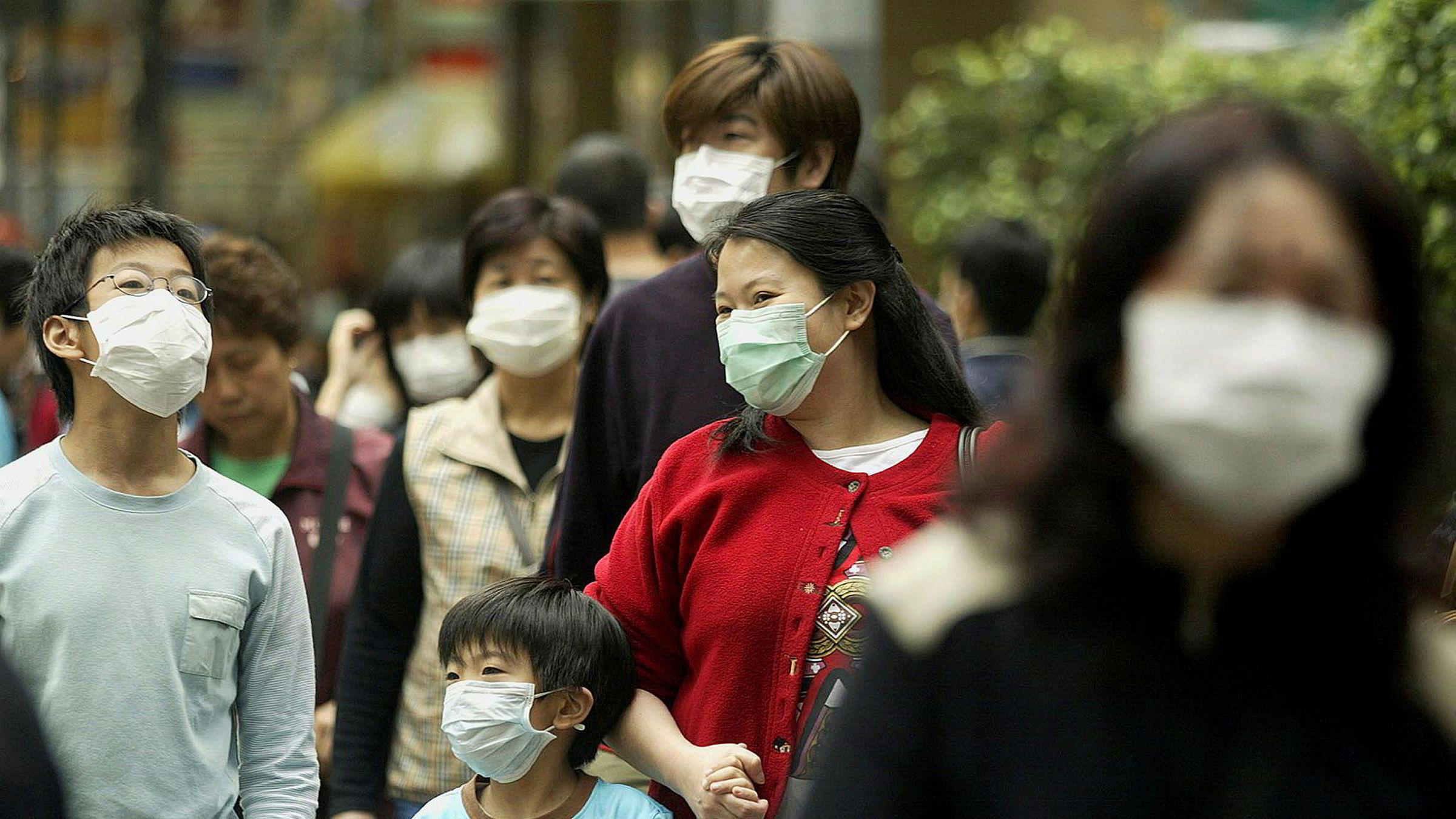 Nesten 800 mennesker døde av lungesykdommen Sars i 2003. En ny lungesykdom skaper frykt i Kina og Sørøst-Asia.