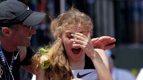 Ble syk. Den amerikanske løperen Mary Cain måtte presse vekten ned til 52 kilo. Da utviklet hun tilstanden RED-S.